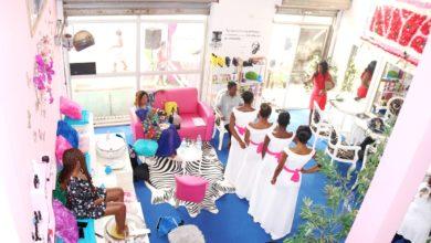 Photo de Le luxe, le bien-être et la beauté ont désormais une identité physique à Yaoundé, Nyanga House située au carrefour Ekoumdoum