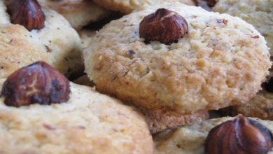 Photo of Biscuits de Noël aux noisettes