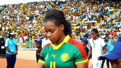 Photo of Lionnes Indomptables : Marie-Aurelle Awona, la force tranquille