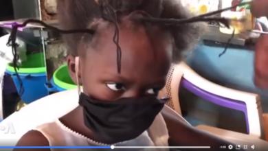 Photo of Coiffure « Coronavirus », la nouvelle tendance au Kenya !