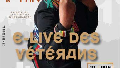 """Photo of 21 JUIN 2020 – FÊTE DE LA MUSIQUE : MOTBINAMA INTERNATIONAL RECORDS ET K-TINO présentent le """"E-LIVE DES VÉTÉRANS"""""""