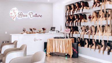 Photo of Brenda Biya a inauguré sa boutique « Bree Culture » à Los Angeles