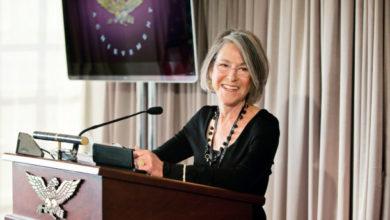 Photo de Le prix Nobel de littérature 2020 a été décerné à l'Américaine Louise Glück