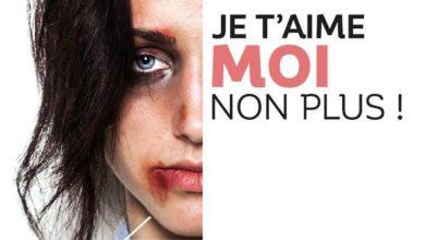 Photo de 25 novembre : Journée internationale de lutte contre les violences faites aux femmes