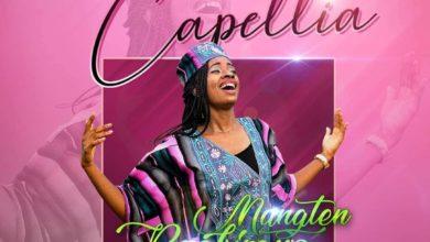 """Photo de CAPELLIA, exprime sa divine reconnaissance à Dieu sur le titre """"Mangten Baabirawo""""."""