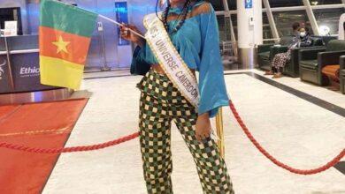 Photo de Miss Univers : Kossinda Angèle, première camerounaise à participer au prestigieux concours