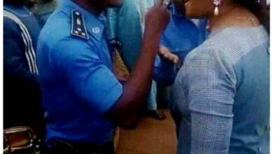 Photo de Altercation entre Nourane Foster et les policiers : Voici ce qui s'est réellement passé