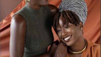 Photo de Mode : Le turban, cet accessoire porté pour une journée décontractée
